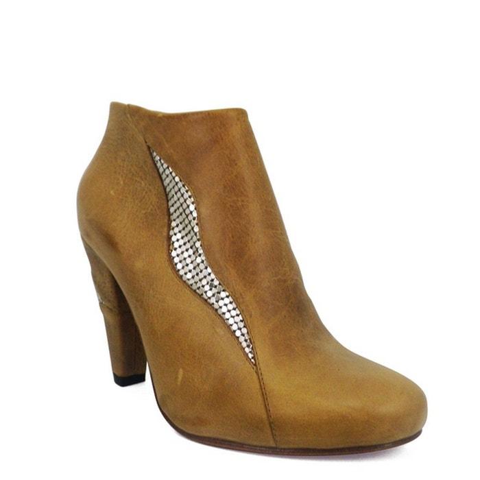 Chaussure femme en cuir fayana Pring Paris