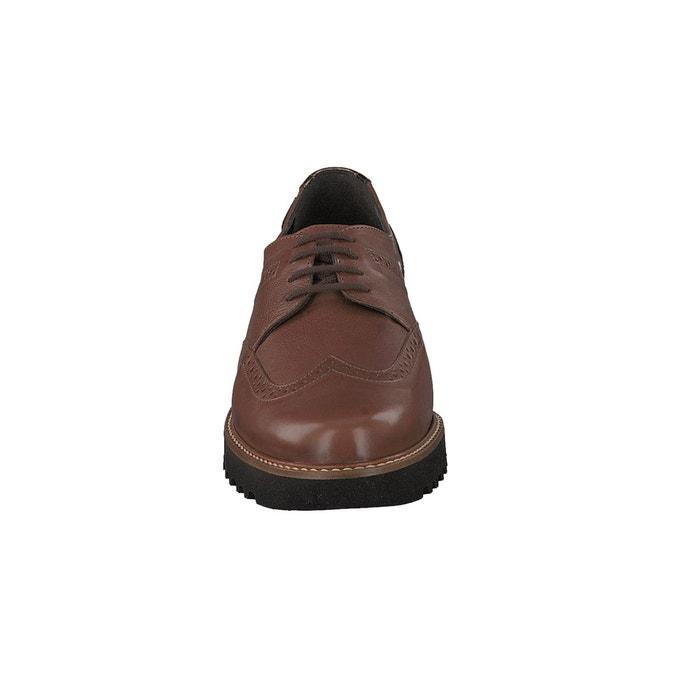 Chaussures sally marron Mephisto