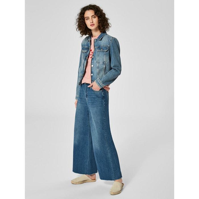 509b2daf93e9a Veste en jean Classique -