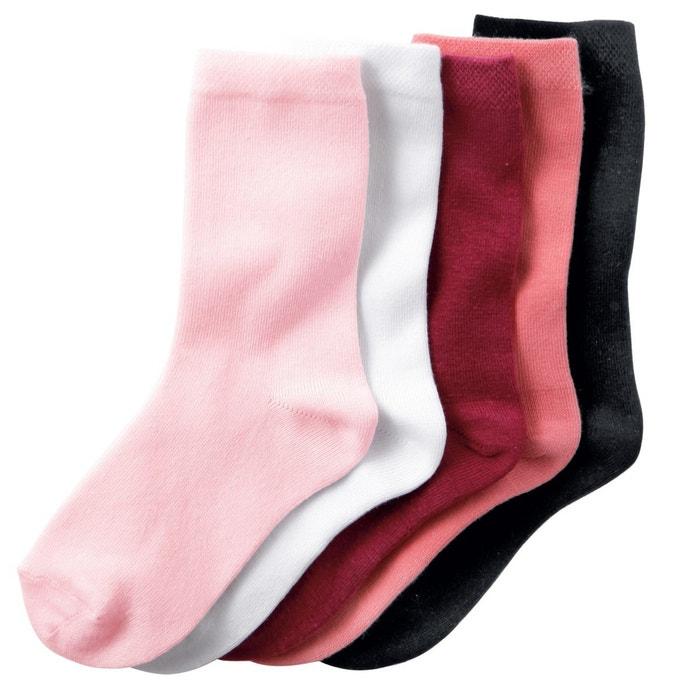 Image Paires mi-chaussettes (lot de 5) R édition