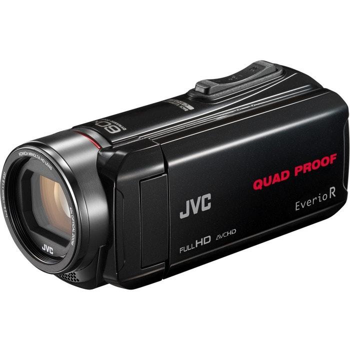 Camescope JVC GZ-R435 Noir