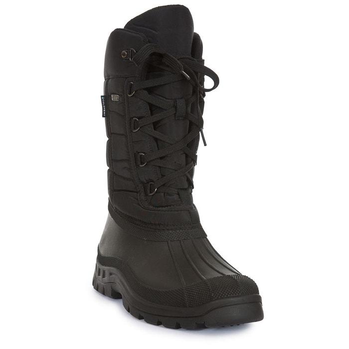 8d132ca0006 Straiton ii - bottes de neige adulte - homme noir Trespass