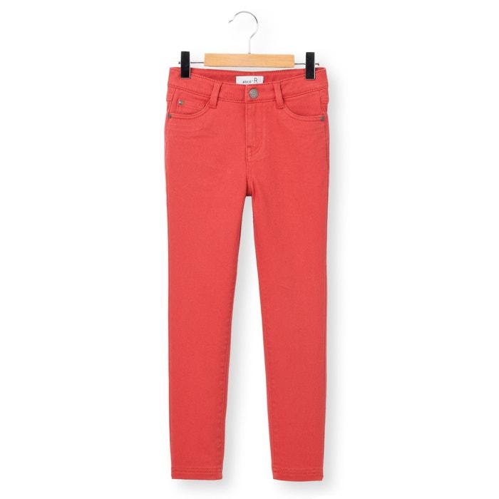 Pantaloni slim, sigaretta  La Redoute Collections image 0