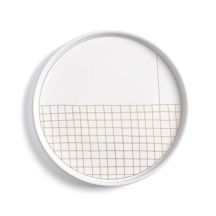 Set van 4 dessertborden, ACAO  La Redoute Interieurs image 0