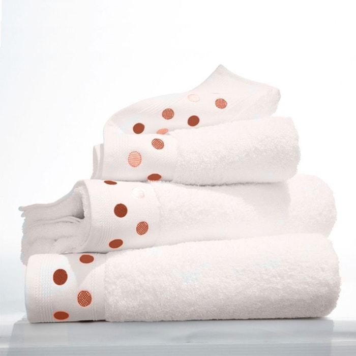 v n zia cuivre serviette de bain cuivre essix la redoute. Black Bedroom Furniture Sets. Home Design Ideas