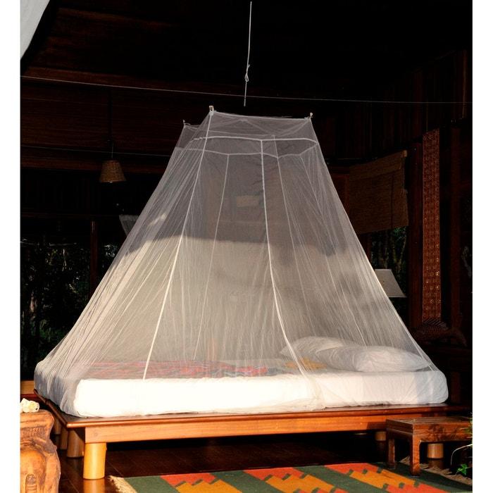 moustiquaire pour lit deux personnes blanc blanc. Black Bedroom Furniture Sets. Home Design Ideas