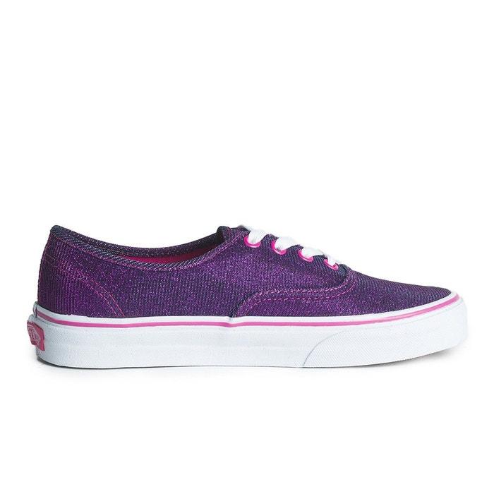 Baskets vans authentic shimmer - vvoec39 violet Vans