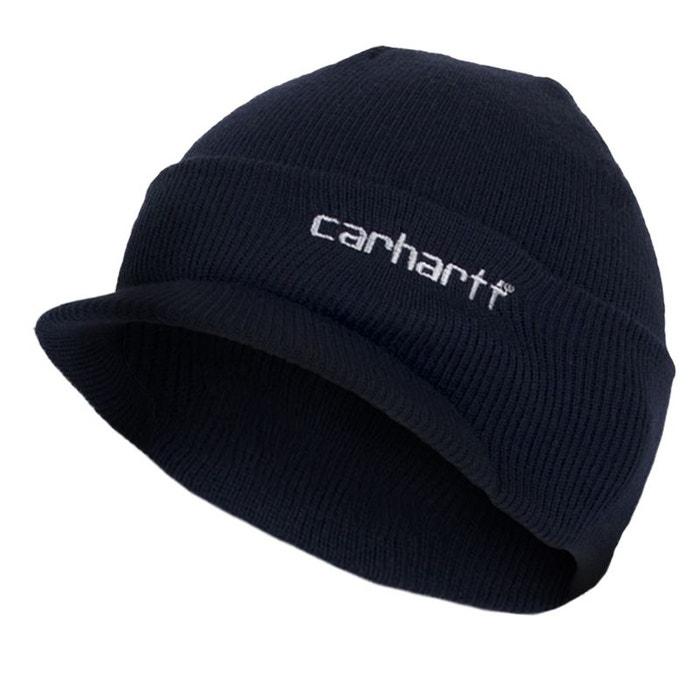 Bonnet tricoté bleu Carhartt | La Redoute 2018 Nouvelle Ligne Nouvelle Vente En Ligne Meilleur Magasin Pour Obtenir La Sortie wik2BZOMY