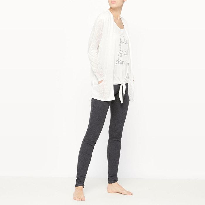 Pyjama 3 pièces  en solde La Redoute Collections image 0