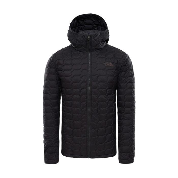 362a079a1 Short Mid-Season Hooded Padded Jacket