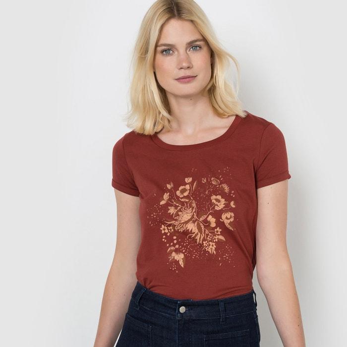 Image T-shirt imprimé, manches courtes R studio