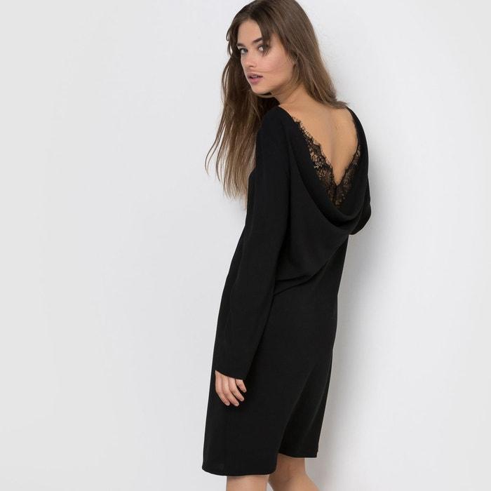 Robe dos dentelle R Edition