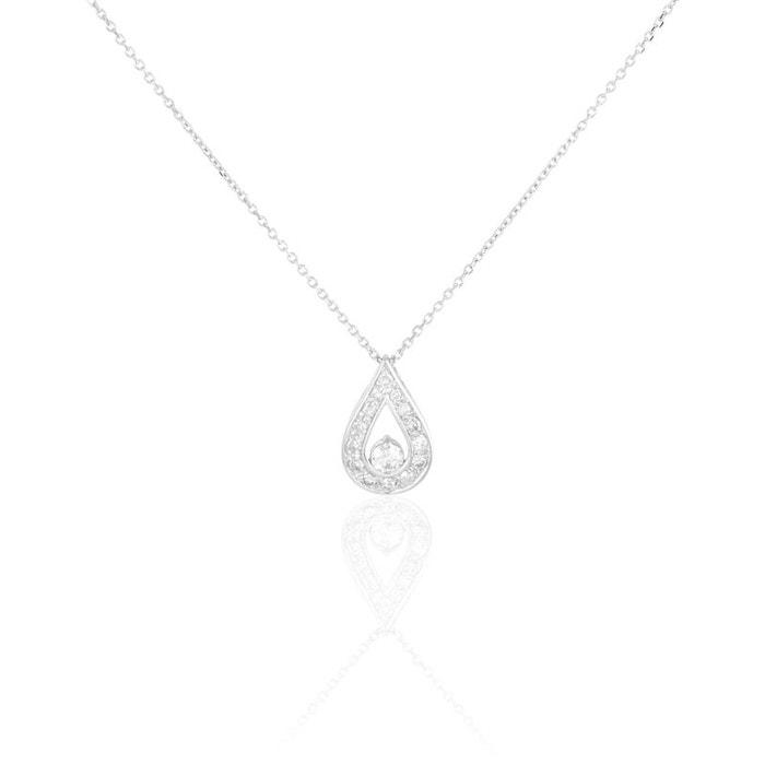 Collier or et diamant blanc Histoire D'or | La Redoute Prix Pas Cher Marchand p5C7w