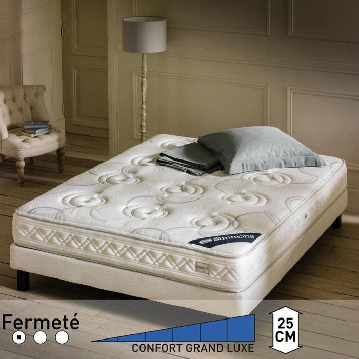 afbeelding Matras met pocketveren evenwichtig prestige comfort SIMMONS