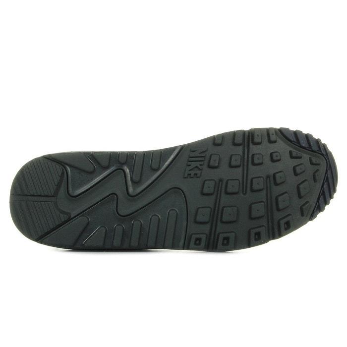Baskets homme air max 90 essential bleu marine gris Nike