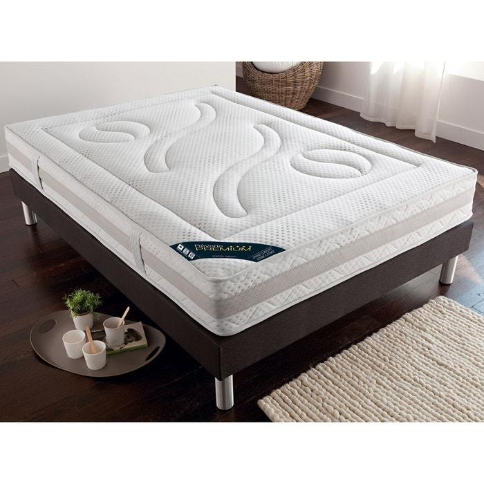 matelas aura 140x190 cm matelas mmoire de forme ferme with matelas aura 140x190 cm amazing. Black Bedroom Furniture Sets. Home Design Ideas