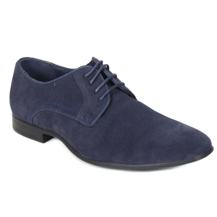 Chaussures elo592 bleu Kebello