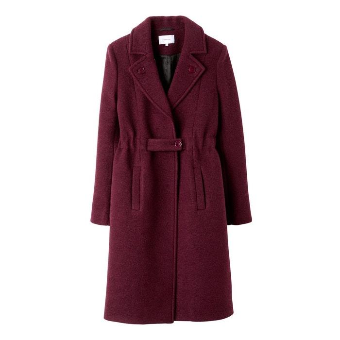 Long Manteau Avec Intégrée Ceinture Ceinture Long Intégrée Manteau Avec UMVzpqS