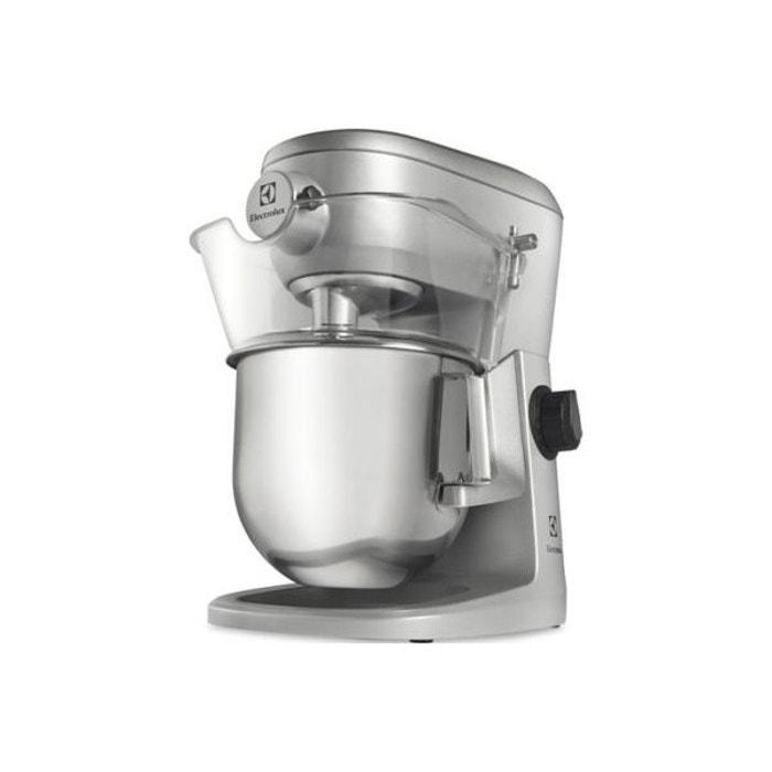 Robot sur socle electrolux assistent ekm9000 acier couleur for Robot cuisine electrolux