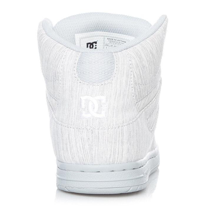 Baskets montantes pure tx se gris Dc Shoes