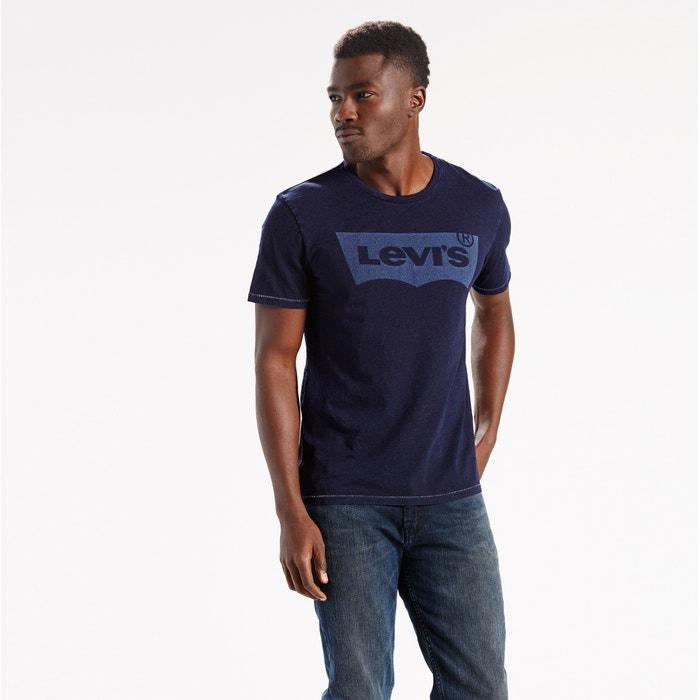 afbeelding T-shirt met ronde hals in katoen LEVI'S