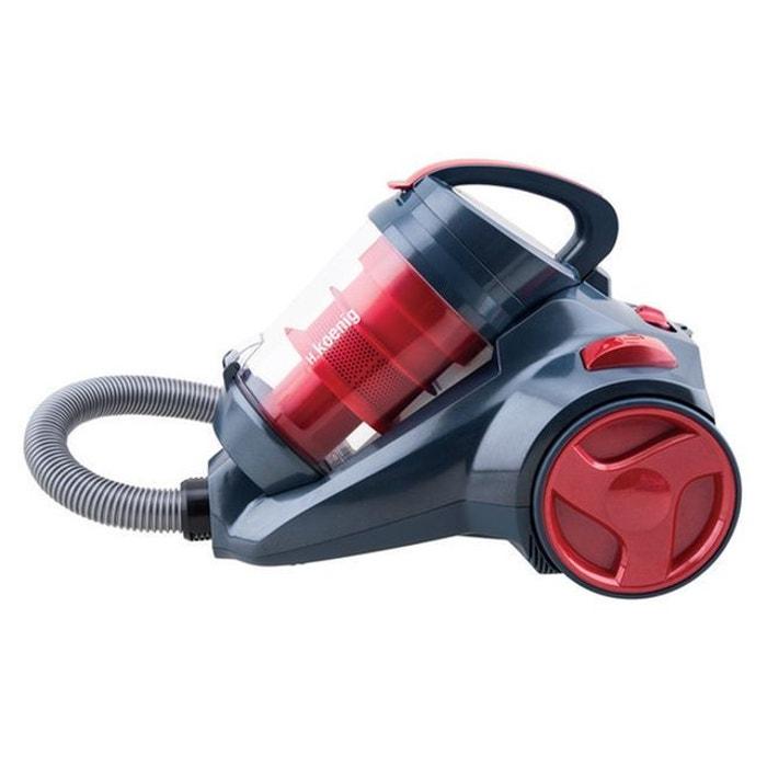 slx970 aspirateur silencieux power clean cats dogs h koenig la redoute. Black Bedroom Furniture Sets. Home Design Ideas