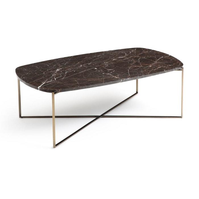 Organique Table Table Arambol Basse Marbre ALRj45
