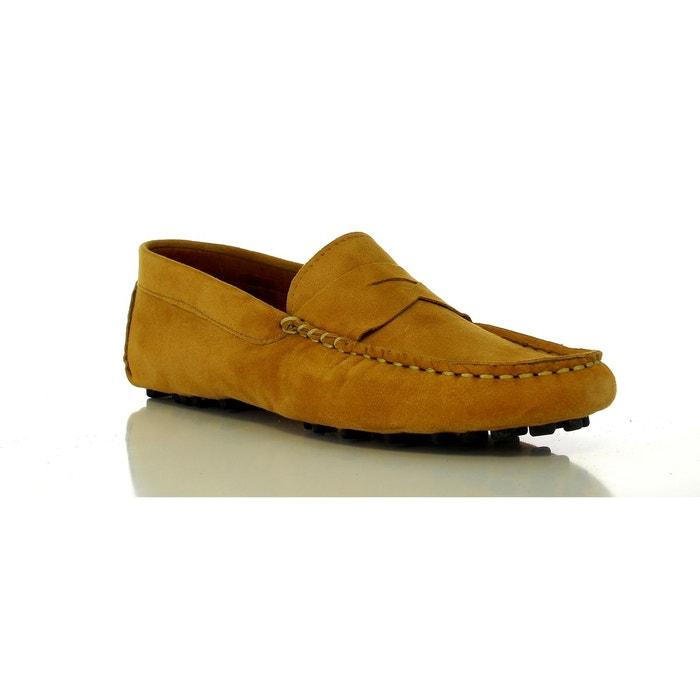 Elizabeth Stuart DIANA 606 CAMEL - Chaussures Mocassins Femme