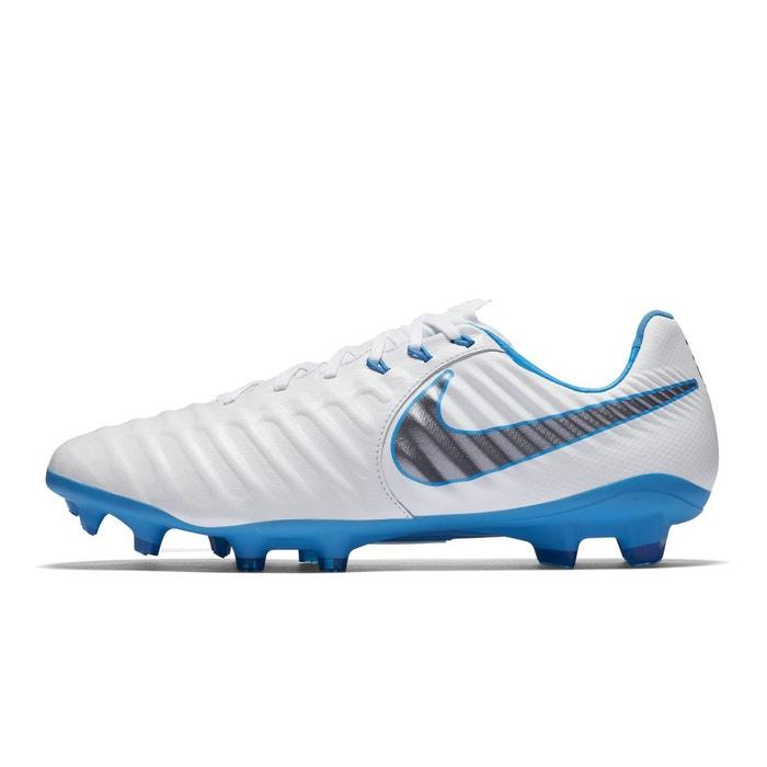 new product dae90 bcb27 Chaussures football nike tiempo legend vii pro fg blanc blanc Nike  La  Redoute