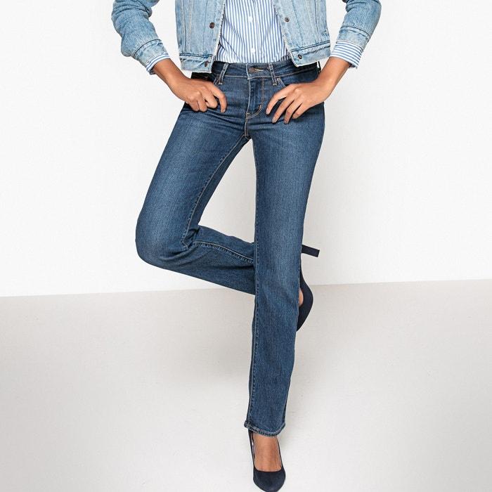 Jeans 714 STRAIGHT  LEVI'S image 0