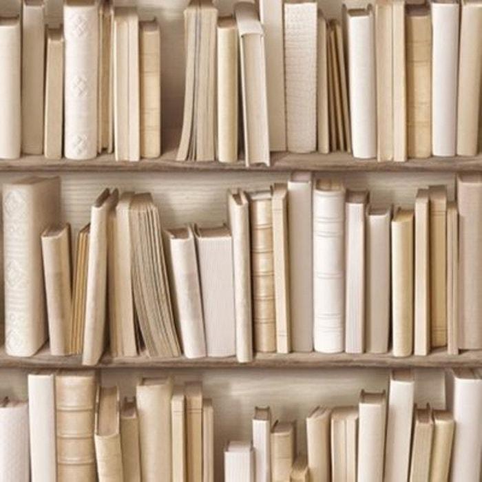 byblio papier peint ivoire beige koziel la redoute. Black Bedroom Furniture Sets. Home Design Ideas