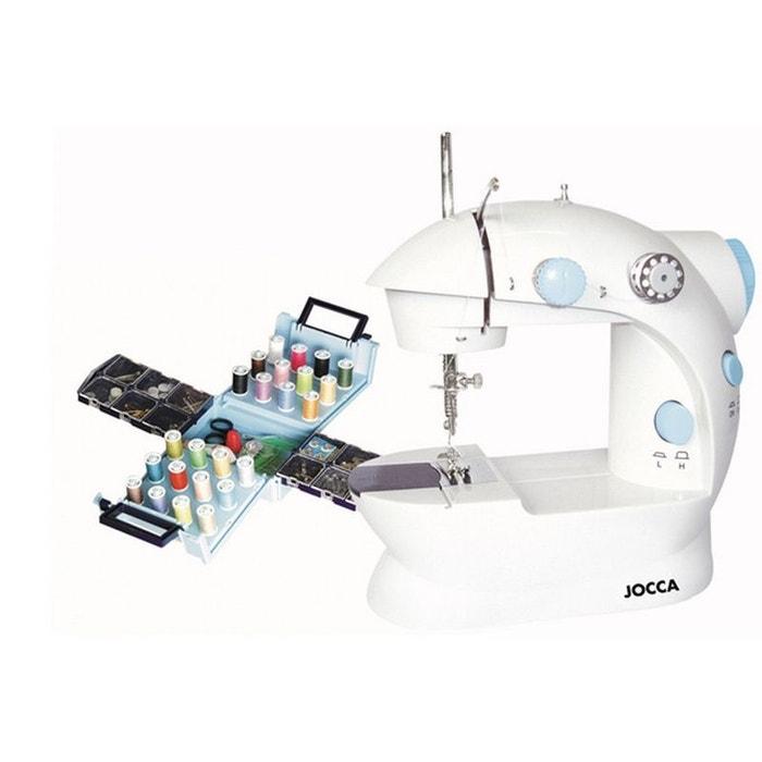 Machine coudre portable boite couture incluse for Boite a couture la redoute