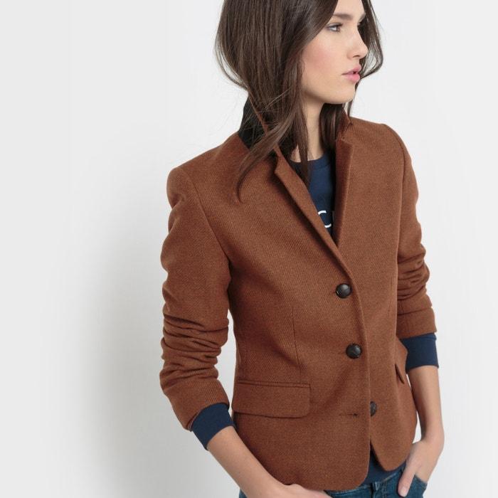 Image Shetland Wool Jacket R essentiel