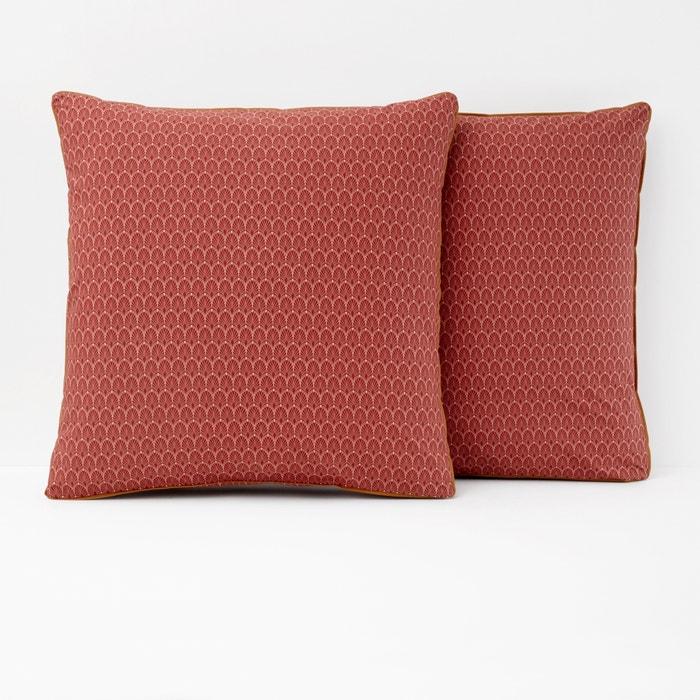 3985e71113c9 Funda de almohada de percal MINA
