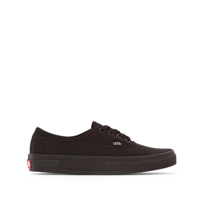 Baskets ua authentic noir Vans | La Redoute