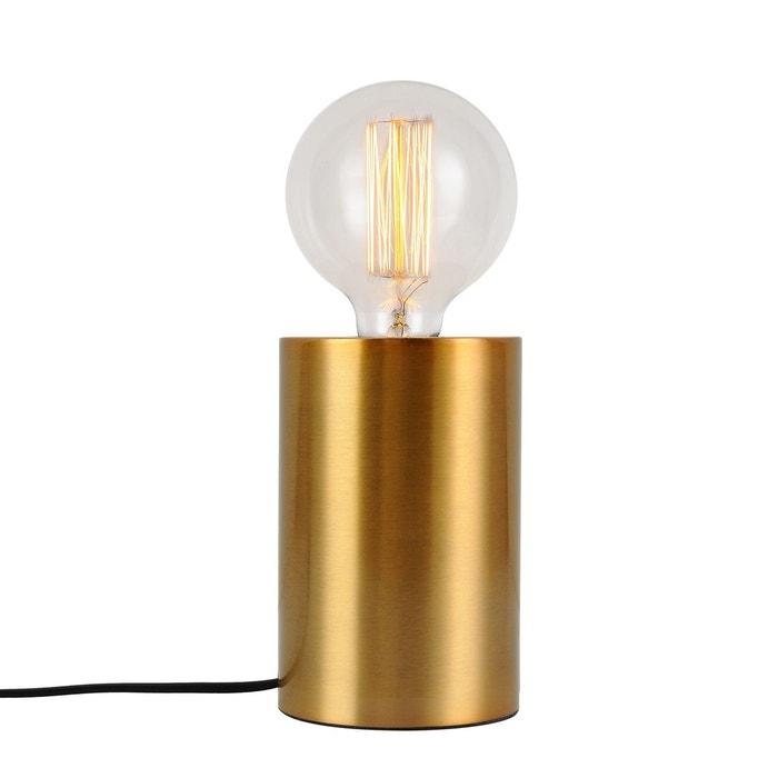 Lampe poser tactile hera ampoule incluse rendez vous for Suspension grosse ampoule