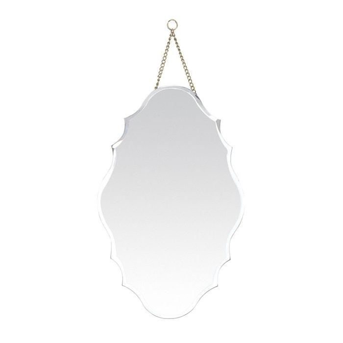 Miroir v nitien lisa 20x32 transparent emde premium la for Miroir emde deco