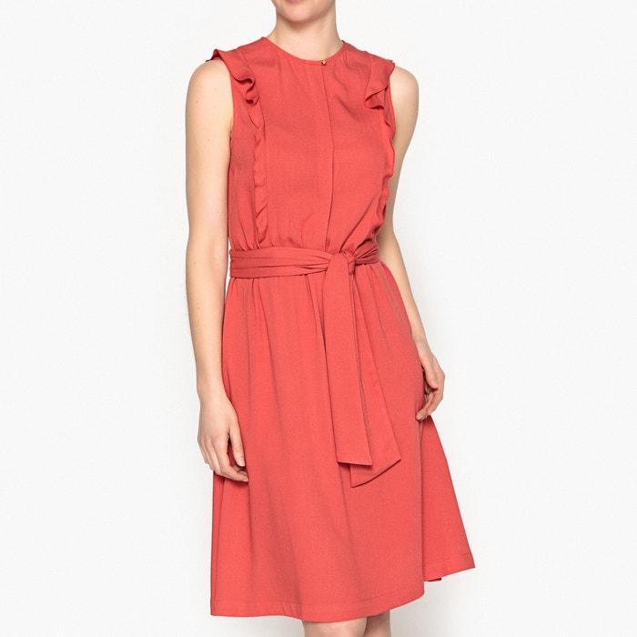 Платье с воланами QUETZAL  SESSUN image 0