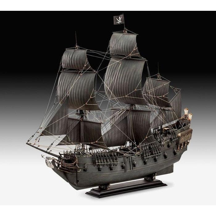 maquette bateau pirates des cara bes la vengeance de salazar black pearl couleur unique. Black Bedroom Furniture Sets. Home Design Ideas