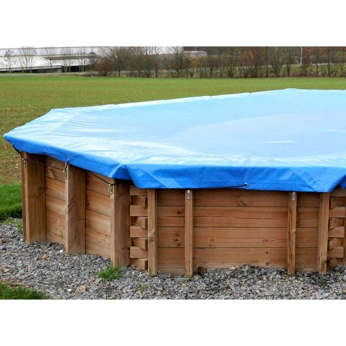 B che d 39 hivernage sunbay pour piscine octogonale 9 42 x 5 92 m couleur unique sunbay la redoute for Piscine la redoute