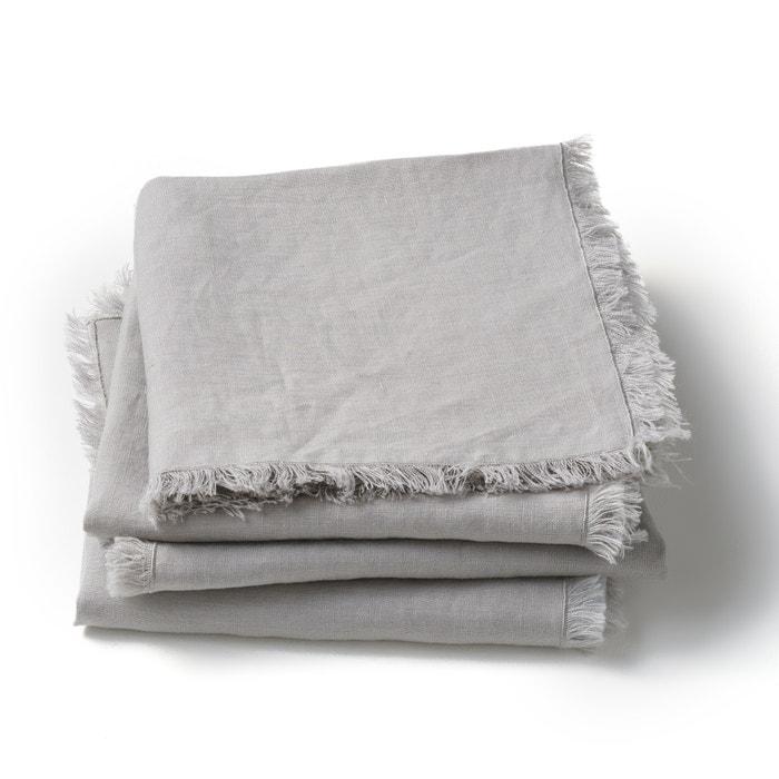 Tovaglioli in lino lavato, Yastigi (confezione da 4)  AM.PM. image 0