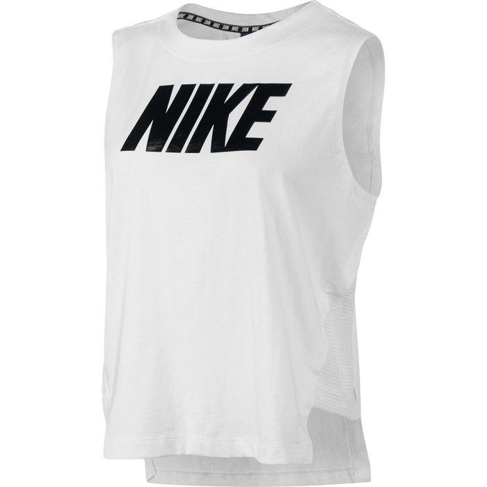 Tee shirt sans manches logo Nike NIKE