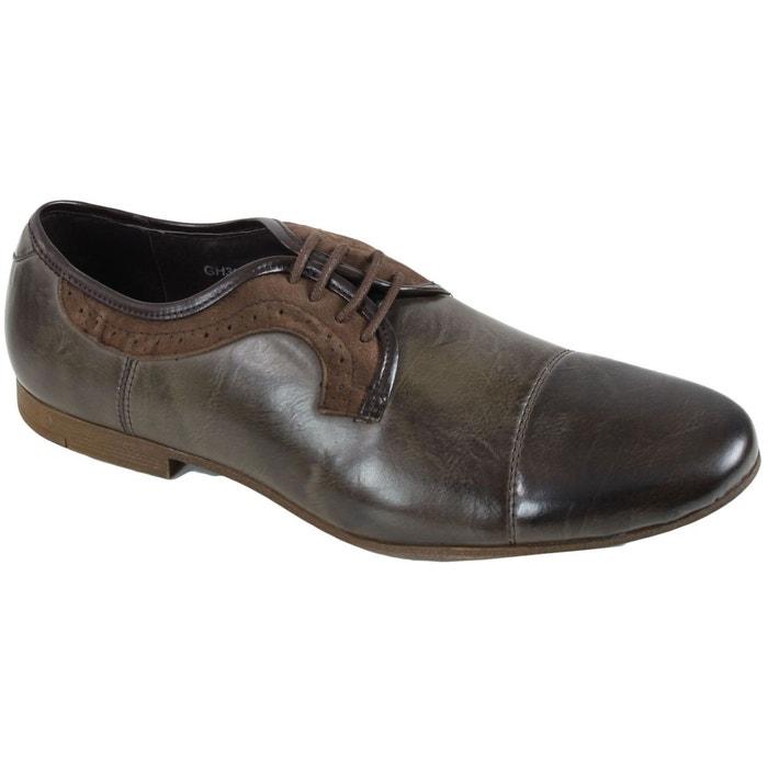 Chaussure gh3049 marron Kebello