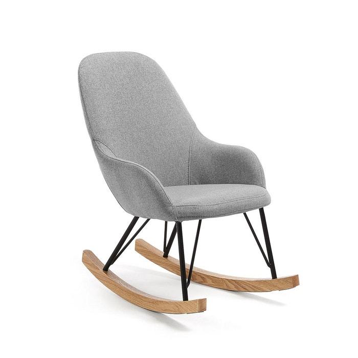 Chaise A Bascule Pour Enfant Joey Turquoise Kave Home