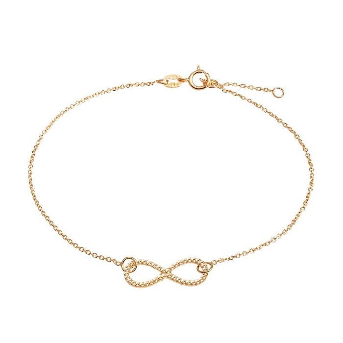 Bracelet or 375/1000 dore Cleor | La Redoute dernier Codes Promotionnels Vraiment Pas Cher 86sEe6k0