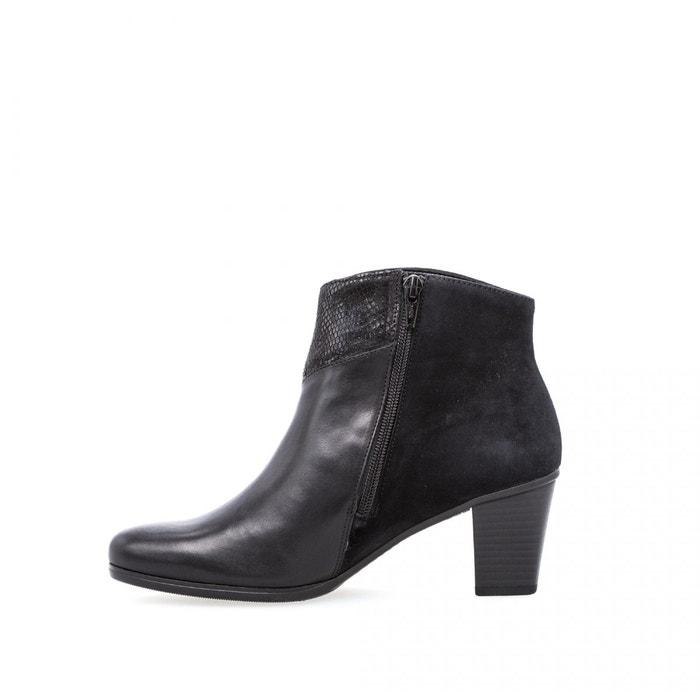 Boots noir Gabor