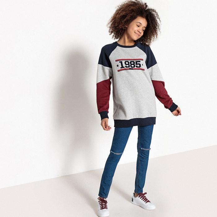 afbeelding Skinny jeans 10-16 jaar La Redoute Collections