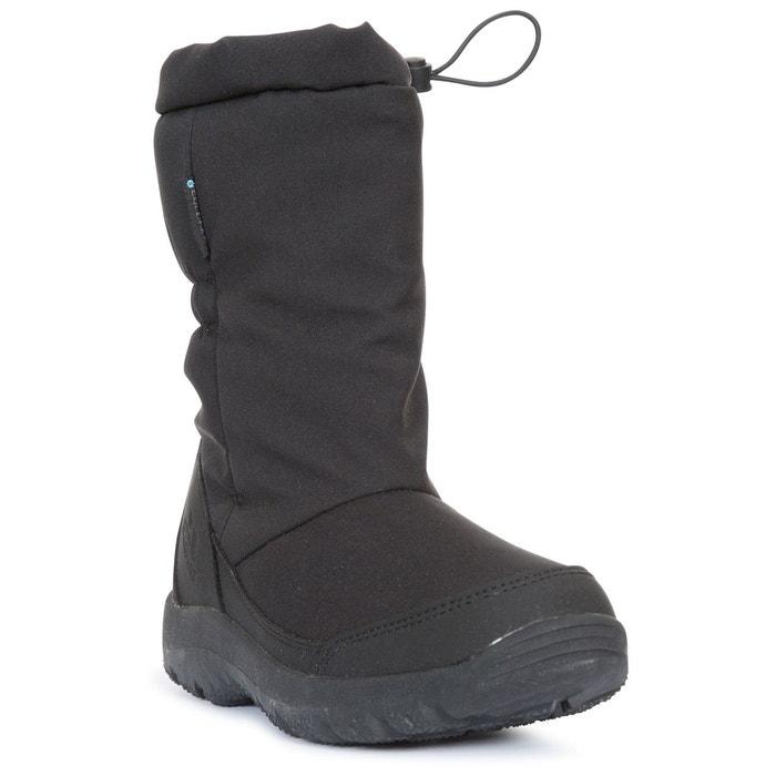 Lara ii - bottes de neige - femme  noir Trespass  La Redoute
