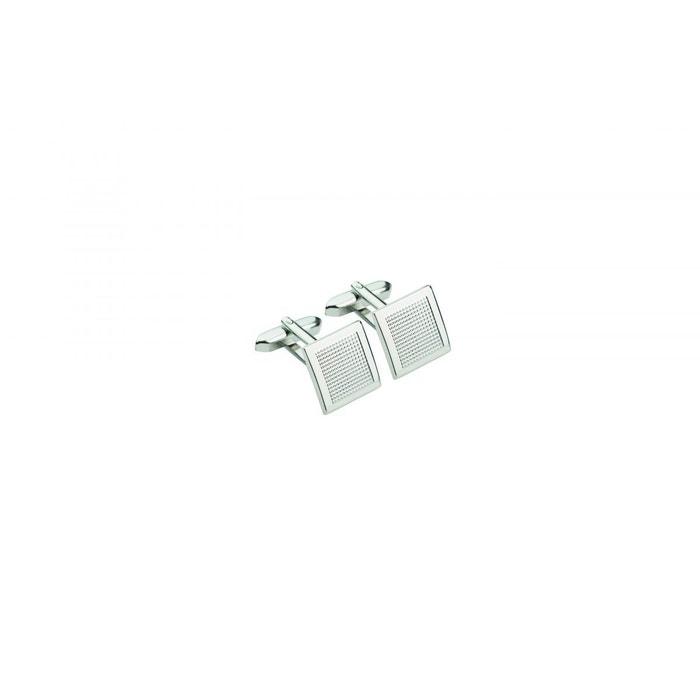 Ebay Vente En Ligne fiable Boutons de manchette rhodium brillant blanc Seidensticker | La Redoute WjM0HpBPfb