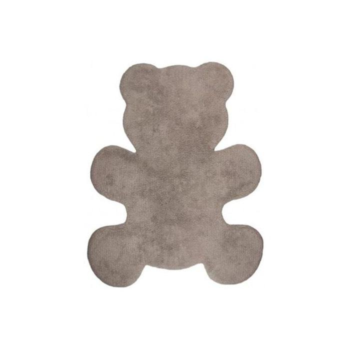 tapis b b bleu en coton lavable en machine little teddy nattiot nattiot la redoute. Black Bedroom Furniture Sets. Home Design Ideas